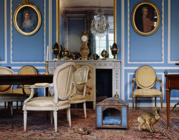 Fables musee carnavalet ucaro for Salon louis 15