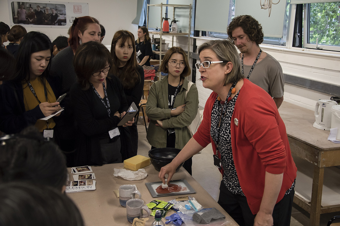 Uca Farnham School Of Craft And Design