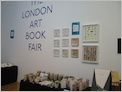 Andy Malone at London Art Book Fair (thumbnail)
